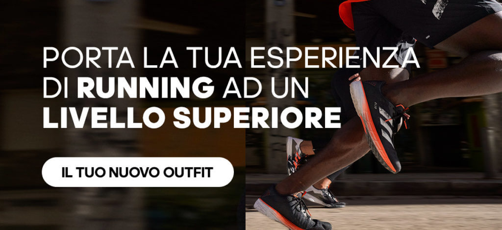 Outfit adidas running