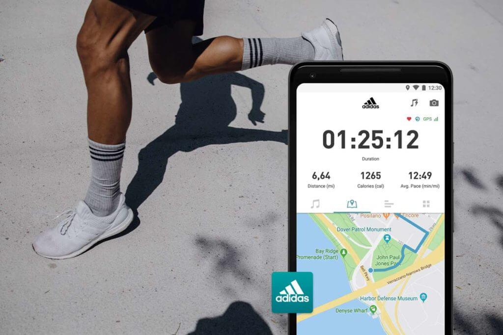 L'appli adidas Running s'arrête toute seule sur Android