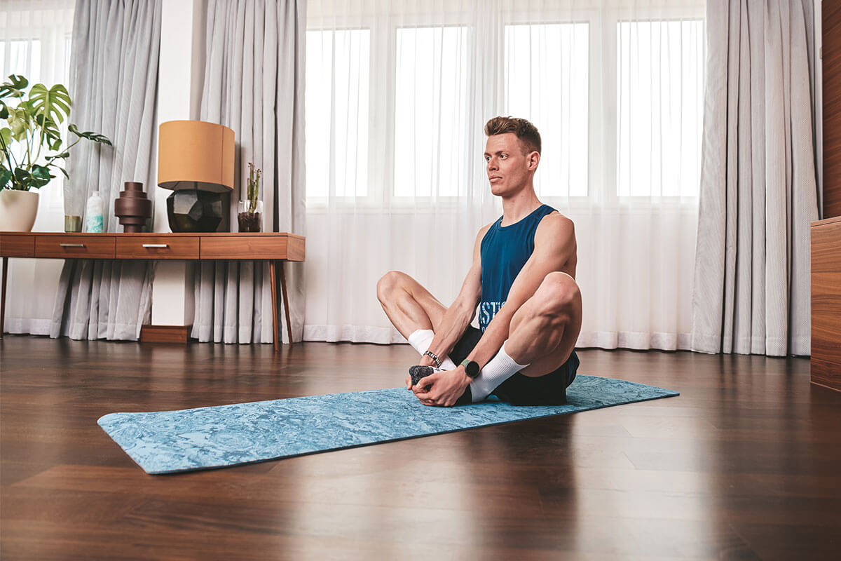 Cool down exercises at home