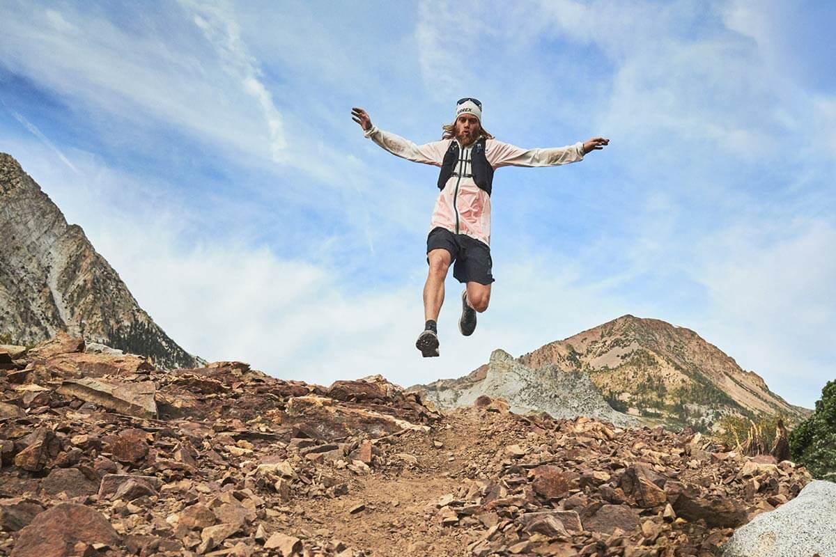 Timothy Olson, trail runner