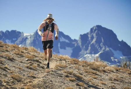 Timothy Olson en trail running