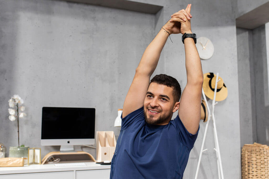 Fare stretching dopo un allenamento è un'abitudine sana