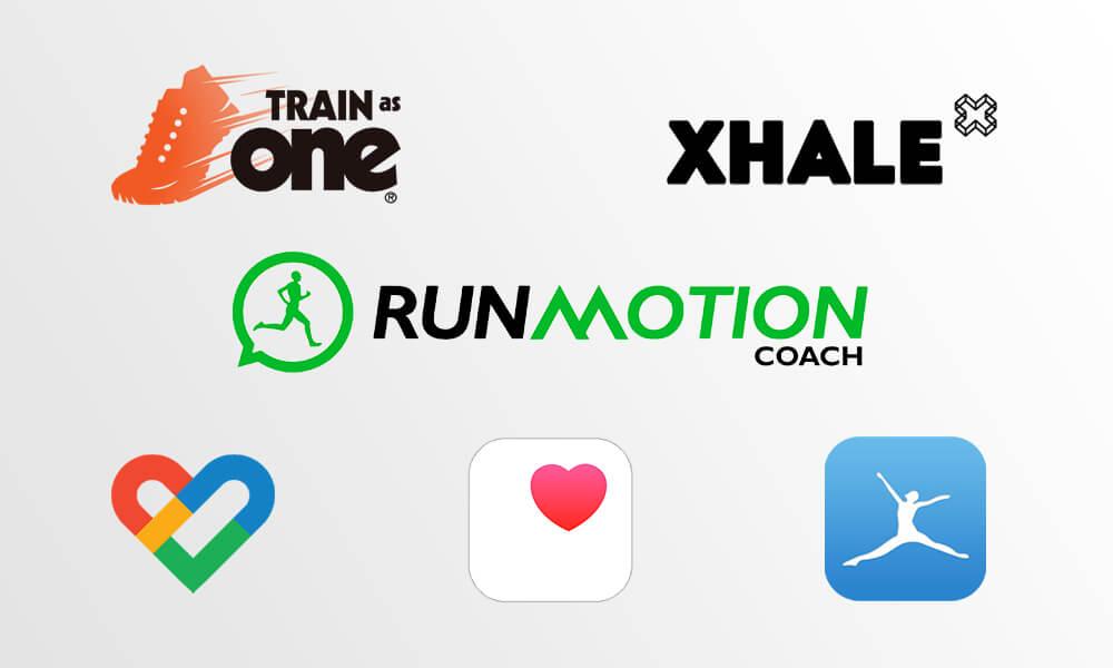 app e piattaforme compatibili con adidas Running