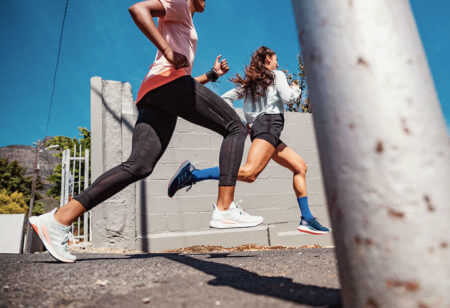 adidas Runtastic tips to improve running cadence