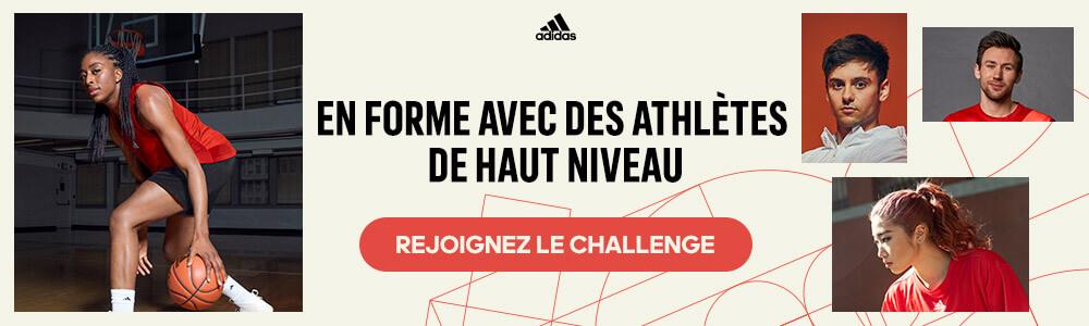Rejoignez le challenge